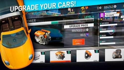汽车特技比赛v1.8.4 无限货币版截图