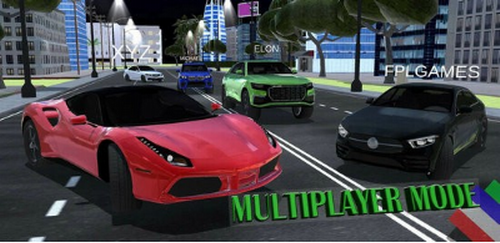 多人汽车驾驶模拟2021