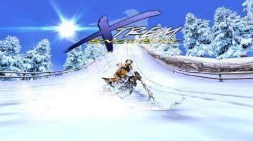 极限雪地摩托车 (4)