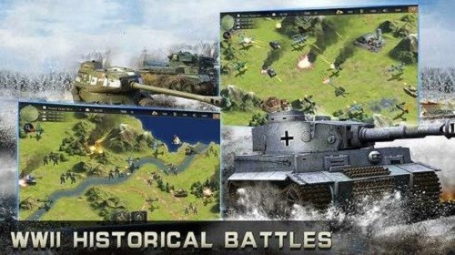 策略第二次世界大战 (4)