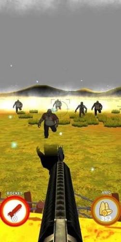 最后的枪手战争僵尸防御 (4)