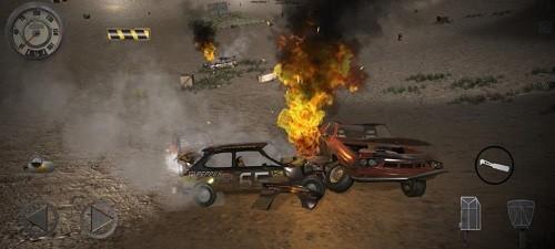 德比在线击毁汽车