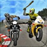 攻击性摩托