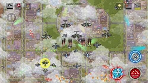 帝国神鹰飞行中队 (2)