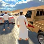 公路漂流遨游阿拉伯