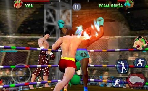拳击明星赛 (1)