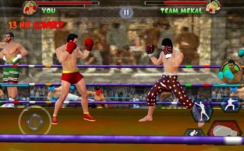 拳击明星赛 (3)