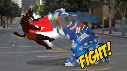 超级英雄冠军争霸 (2)