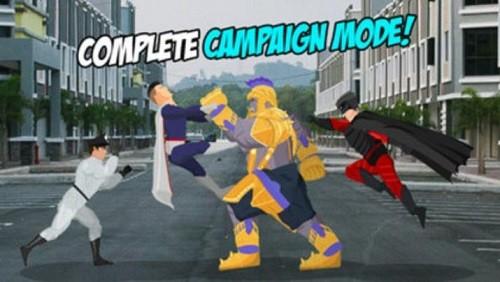 超级英雄冠军争霸 (3)