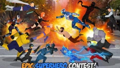 超级英雄冠军争霸 (4)