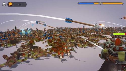 史诗3D战争