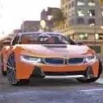 宝马i8城市驾驶模拟器