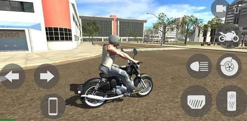 印度自行车驾驶3D (3)