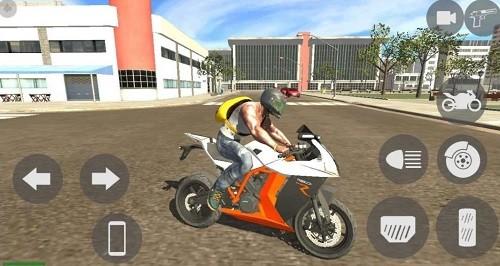 印度自行车驾驶3D (1)
