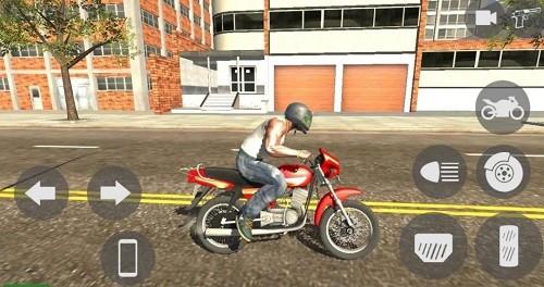 印度自行车驾驶3D (2)