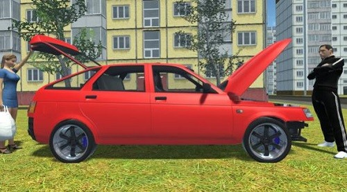 汽车驾驶员模拟器 (4)