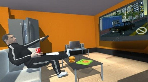 汽车驾驶员模拟器 (1)