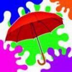 染色雨伞大乱斗  v2.0 去广告版