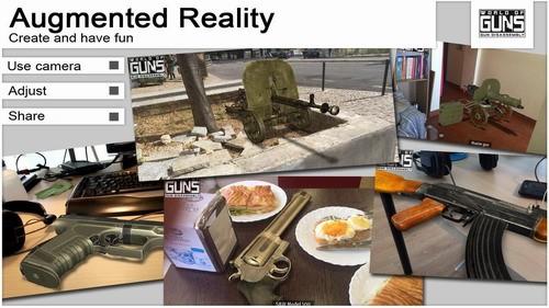 枪炮世界破解版