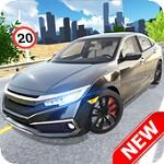 汽车模拟器思域城市驾驶