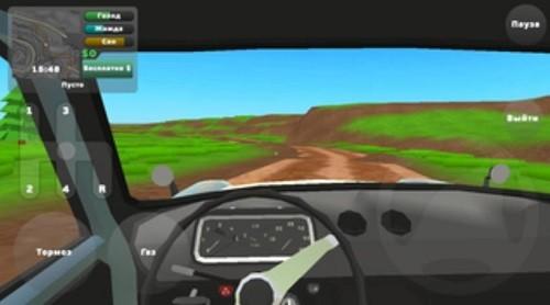 老式皮卡车模拟器 (4)