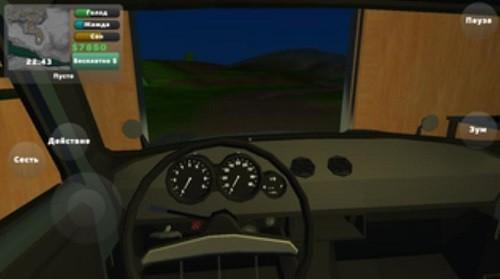 老式皮卡车模拟器 (2)