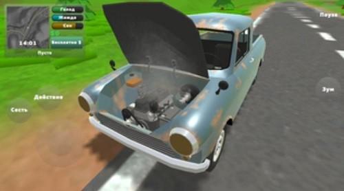老式皮卡车模拟器 (3)