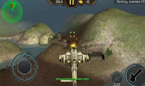 直升机空袭3D (2)