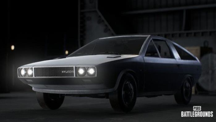 绝地求生coupe是什么车?