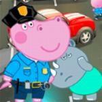 佩奇城堡小警察