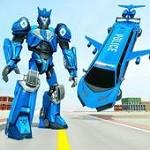 豪华轿车机器人战斗
