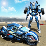 摩托机器人英雄