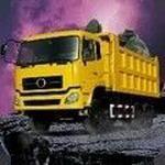 挖掘机卡车