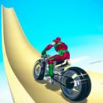 大坡道摩托车2021