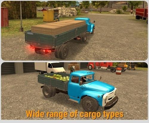 苏联卡车驾驶模拟器