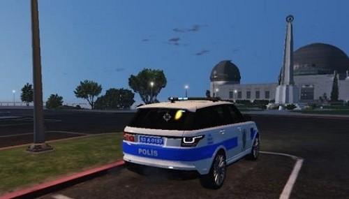 范围警察模拟