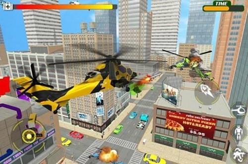 直升机机器人小车改造