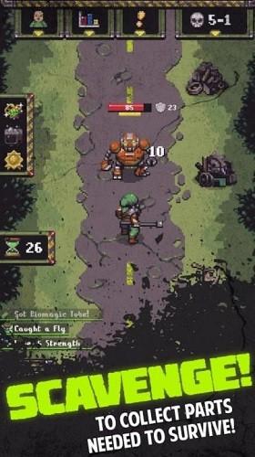 闲置荒野RPG生存