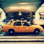 现代出租车司机